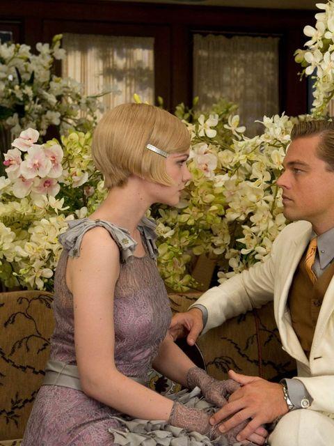 <p>Daisy Buchanan and Jay Gatsby</p>