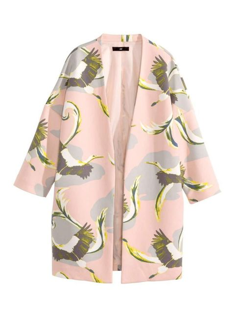 <p>Give your winter wardrobe an instant update for spring.</p>