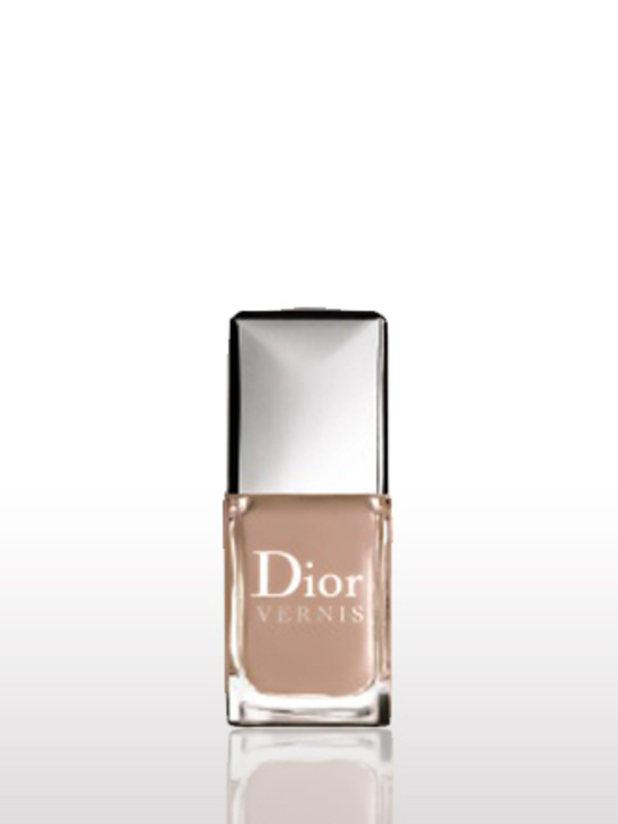 <p>Vernis nail polish in '219', £14, by Dior. For stockists call 0207 216 0216</p>