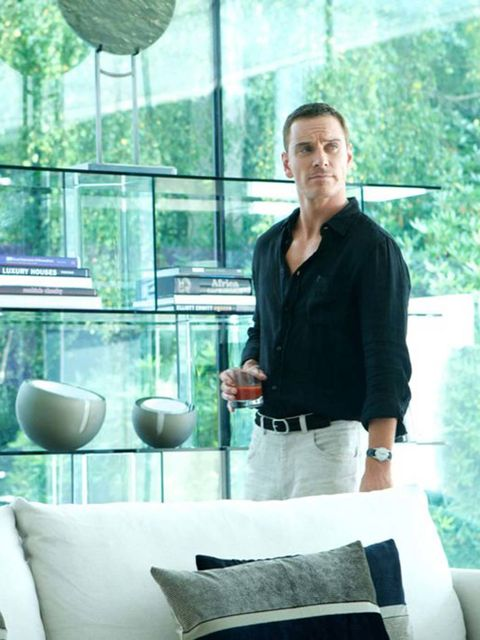 <p>Michael Fassbender The Counselor</p>