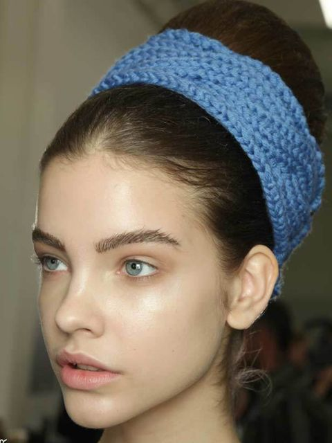 "<p>Hair accessories are nothing new, but team ELLE has fallen in love with a particular accessory this season: the headband. Spotted at both <a href=""http://www.elleuk.com/catwalk/collections/karl-lagerfeld/"">Karl Lagerfeld </a>and <a href=""http://www.ell"