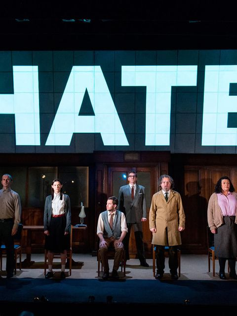 &lt&#x3B;p&gt&#x3B;THEATRE: 1984 &lt&#x3B;/p&gt&#x3B;&lt&#x3B;p&gt&#x3B;Dizzying and visceral, Robert Icke and Duncan Macmillan&rsquo&#x3B;s stage adaptation of George Orwell&rsquo&#x3B;s game-changing novel &ndash&#x3B; now at the Playhouse following a sell-out run at the Almedia &ndash&#x3B; is a raw a
