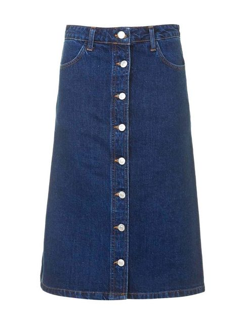 """<p>Check out how<a href=""""http://www.elleuk.com/street-style/what-elle-wears/denim-shopping-jeans-trends-fashion-accessories"""">team ELLE wears denim</a>.</p>  <p><a href=""""http://www.topshop.com/en/tsuk/product/new-in-this-week-2169932/new-in-this-week-493/"""