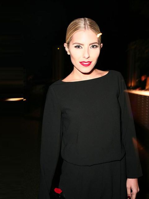 """<p>Mollie King at The Serpentine Gallery & Diesel Future Contemporaries party at The Serpentine Gallery, London, September 2013.</p><p><a href=""""http://www.elleuk.com/catwalk"""">All the latest SS14 shows</a></p>"""
