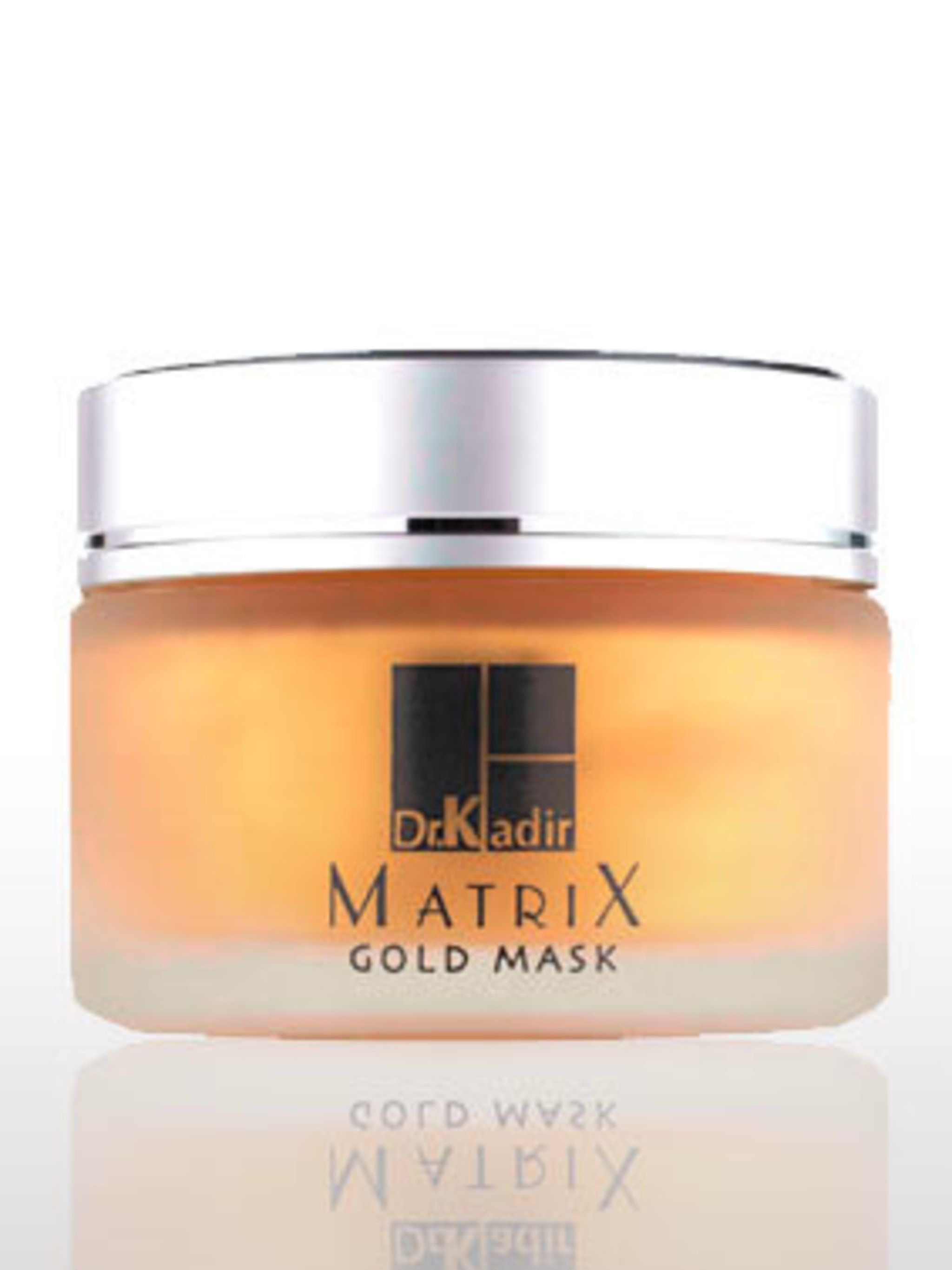<p>Tel Aviv based dermatologist Dr Kadir is well known in the middle east, as well as having a cult following in New York (Jennifer Aniston and Madonna are fans). His Matrix Gold Mask, £110, brightens, lightens and hydrates skin in just 2-4 weeks thanks t