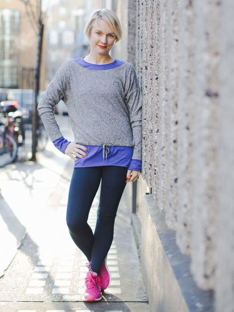 """<p><a href=""""http://www.sweatybetty.com/clothes/tops/long-sleeved-tops/stonemarl-chitta-l/s-yog-top/"""" target=""""_blank"""">Chitta</a> yoga top, £60</p>  <p><a href=""""http://www.sweatybetty.com/"""" target=""""_blank"""">Yoga superfine tee</a>, £50</p>  <p><a href=""""http:/"""