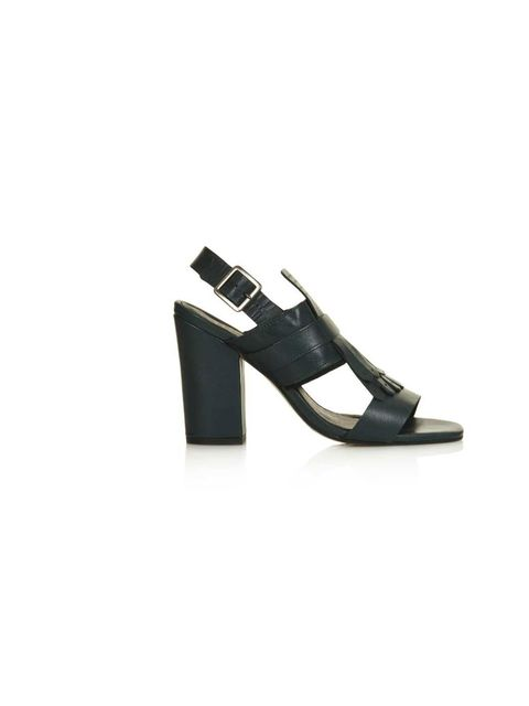 "<p>These are so versatile, they'll go with everything! </p><p>- Amy Lawrenson, Senior Beauty Writer</p><p><a href=""http://www.topshop.com/en/tsuk/product/shoes-430/heels-458/rescue-fringe-sandals-2181349?bi=1&ps=200"">Topshop</a> sandals, £68</p>"