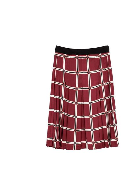 "<p>I love the print of this skirt - it will look great with a chunky jumper in winter.</p><p>- Collette Lyons, Acting Content Director</p><p><a href=""http://www.zara.com/uk/en/woman/skirts/check-print-skirt-c269188p1296448.html"">Zara</a> skirt, £59.99</p>"