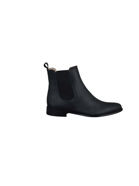 "<p>A great staple boot that will go with most of the things that I own!</p><p>- Lisa Rahman, Deputy Art Director</p><p><a href=""http://www.duoboots.com/ankle-boots/black-leather/brando/d/"">Duo</a> boots, £110</p>"