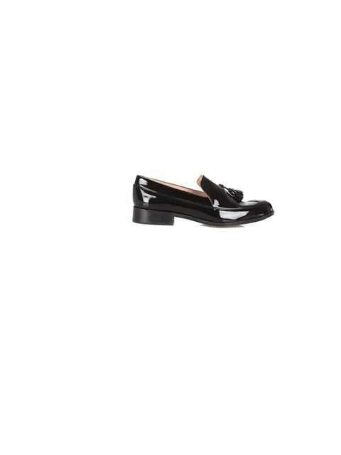 """<p>Take a break from killer heels with a patent loafer, <a href=""""http://www.hobbs.co.uk/product/display?productID=0213-Z1D7-015H025&productvarid=0213-Z1D7-015H025-BLACK-39&refpage=new-arrivals"""">Hobbs London</a>, £139</p>"""
