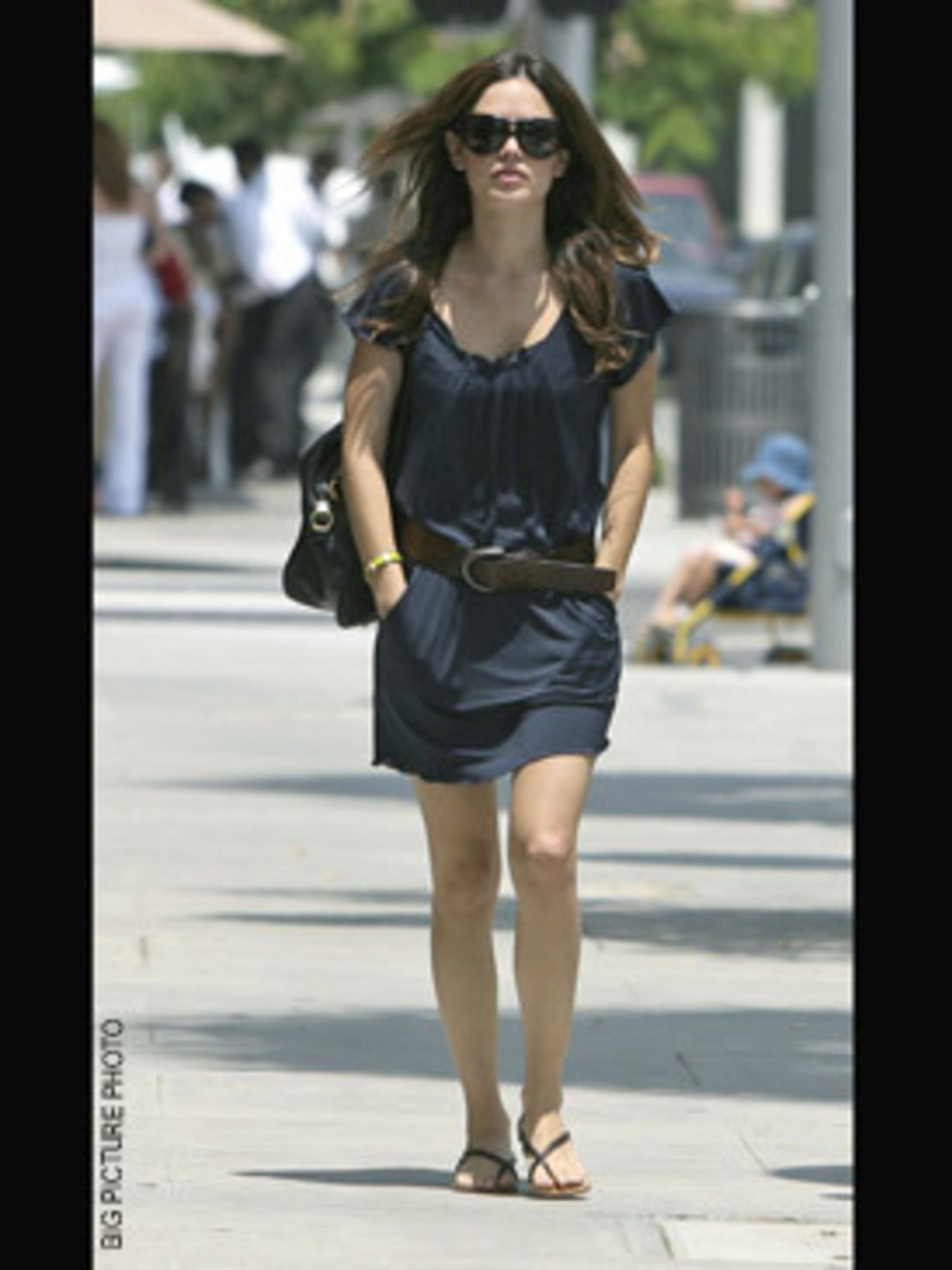 <p>Looking absolutley stunning in Chanel</p>
