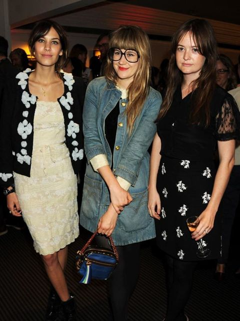 "<p><a href=""http://www.elleuk.com/starstyle/style-files/%28section%29/Alexa-Chung"">Alexa Chung</a> and Tennessee Thomas</p>"
