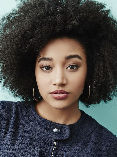 <p><strong>Amandla Stenberg </strong></p><p>Amandla Stenberg, best known for her portrayal of Rue in The Hunger Games, is an American actress who has been applauded for her comments on the struggles faced by black, bisexual women. In a series of snapcha