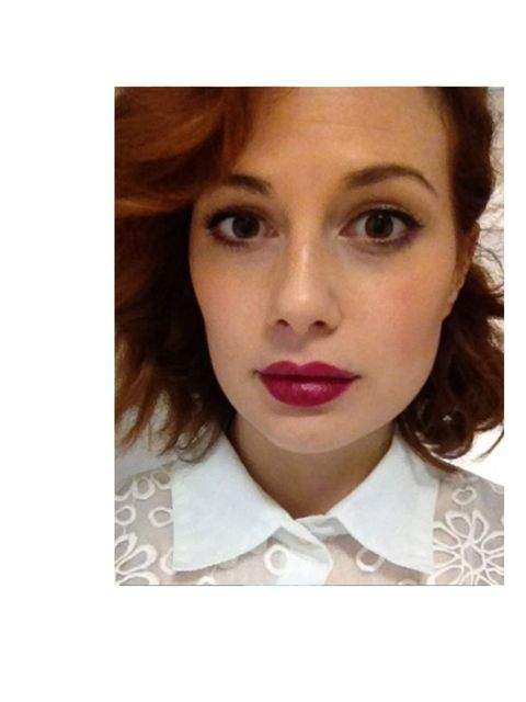 "<p>Beauty Director Sophie Beresiner pots the bold lip at <a href=""http://www.elleuk.com/catwalk/designer-a-z/bottega-veneta/autumn-winter-2013"">Bottega Veneta</a> to the test. <a href=""http://www.elleuk.com/beauty/beauty-notes-daily/milan-fashion-week-tri"