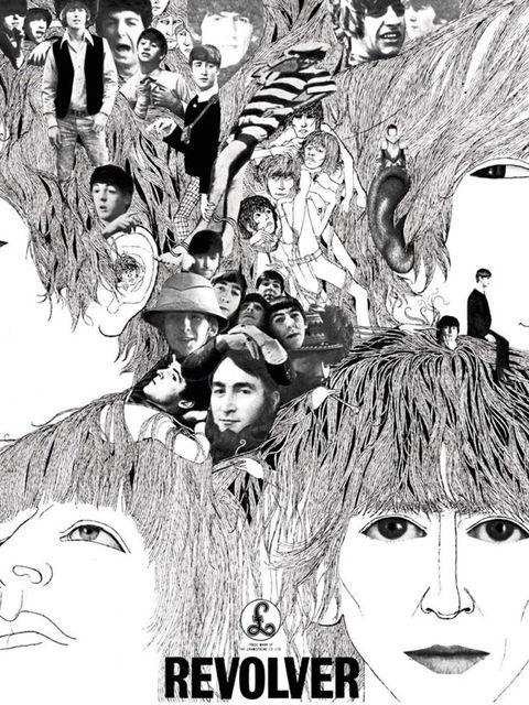 <p>The Beatles, 'Revolver'. 1996</p>