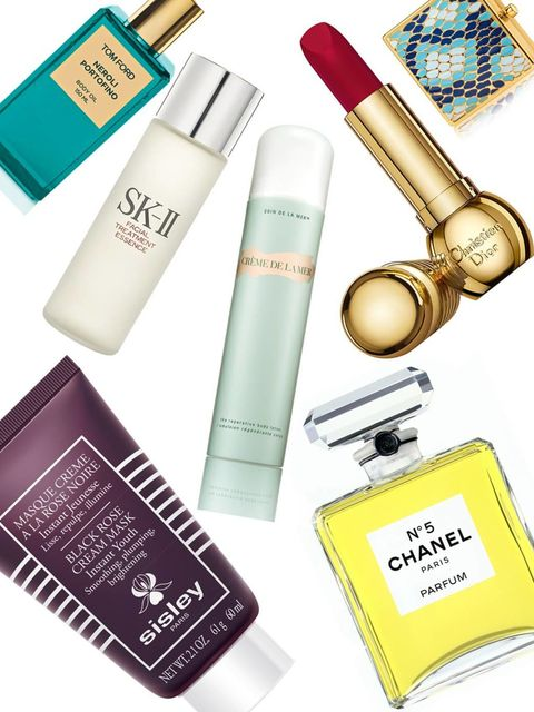<p>This isn't your every day beauty shopping list; these products are the most indulgent, <em>almost </em>too pretty to use products that we'd love to have in our dream bathroom and make-up bag. From the most indulgent skincare and hair oil, to the pretti