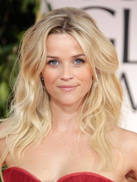 <p>Reese Witherspoon's bed head hair</p>