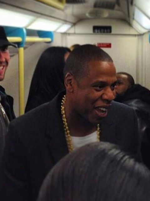 """<p><strong style=""""font-size:13px; line-height:1.6"""">JAY Z</strong></p>  <p>He's got 99 problems but, apparently, transport isn't one. Much to the delight of London's late night commuters (and, believe us, as part of that crowd, there often isn't much joy i"""