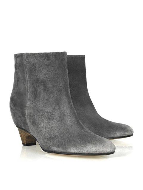 <p>Maison Martin Margiela ankle boots, £435, at Net-a-Porter</p>