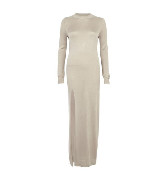 <p>Bone knitted maxi dress £60</p>