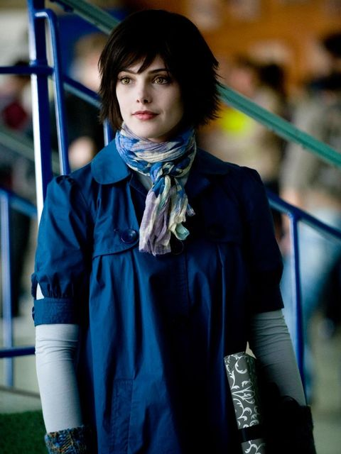 <p>Ashley Greene as Alice Cullen in Twilight</p>