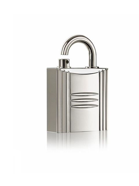 <p>Choose your favourite Hermes scent – Caleche, Kelly Caleche, Eau des Merveilles and 24 Faubourg in either a limited edition silver or gold 'lock spray' bottle.</p><p><em>Hermes Pure Perfume Lock Spray, £125</em></p>