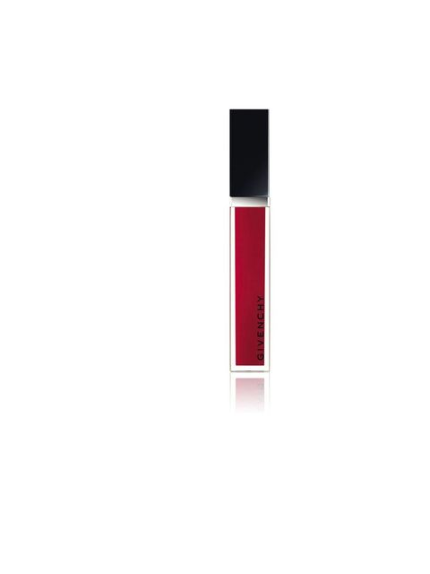 "<p>Givenchy Gloss Interdit in Bucolic Poppy, £19, at <a href=""http://www.harrods.com/product/givenchy/gloss-interdit-no-32-bucolic-poppy-6ml/000000000002767168?dept=az&cat1=beauty-givenchy-beauty&cat2=givenchy-beauty-cosmetics"">harrods.com</a></p>"