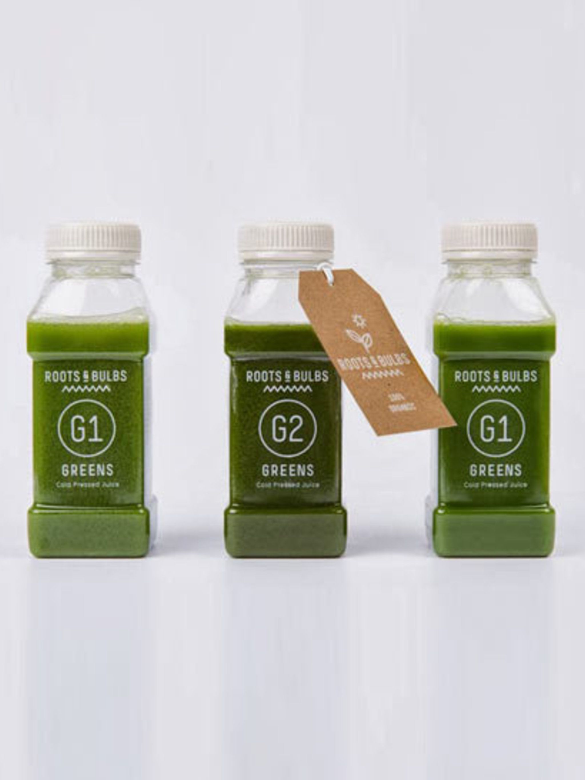 """<p><a href=""""http://www.rootsandbulbs.com/"""">Roots and Bulbs</a></p><p>London's newest and most exciting juice bar opens later this month in Marylebone. Founded by Sarah Cadji, Roots and Bulbs juices are cold-pressed meaning more of the juices are intact wh"""