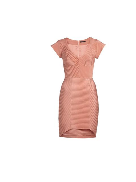 "<p>Yeojin Bae 'Kaitlin' dress, £1,535, at <a href=""http://www.avenue32.com/designers/yeojin-bae/blush-kaitlin-dress-48983.html"">Avenue32.com</a></p>"