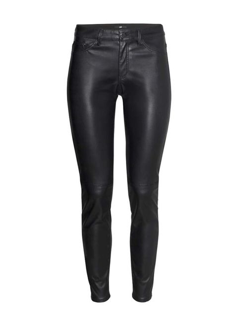 <p>The Leather Trousers</p>