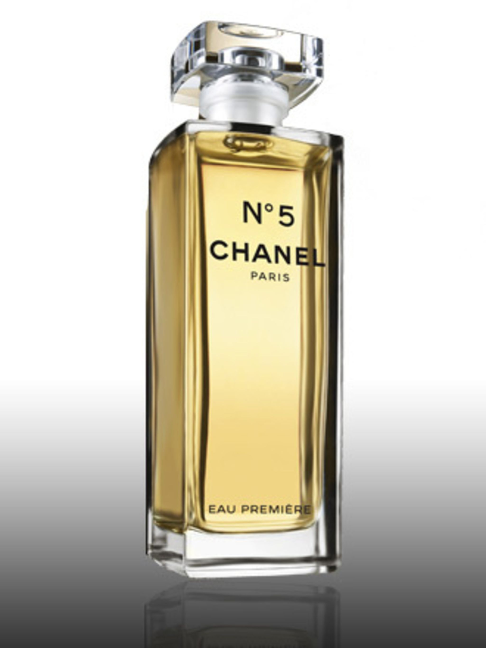 <p>No.5, £67 for 75ml by Chanel. For stockists call 020 7493 3836</p>