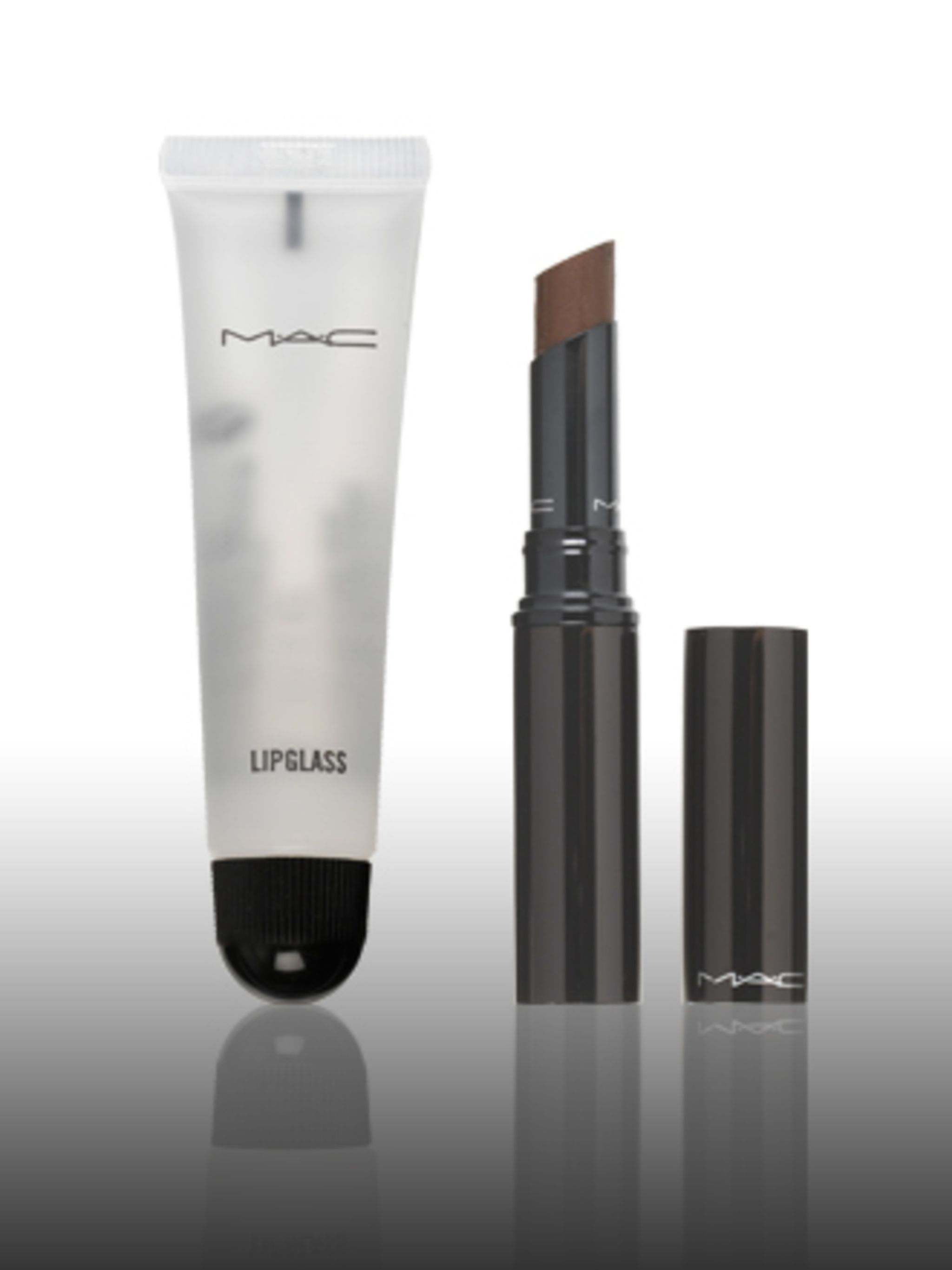 "<p>Clear Lipglass, £9.50 and Mattene Lipstick in Chock-ful Blackened Brown, £11.50 by <a href=""http://www.maccosmetics.co.uk/templates/products/category.tmpl?CATEGORY_ID=CAT3726"">Mac</a> </p><p><a href=""http://www.elleuk.com/beauty/beauty-trends/berry-lip"