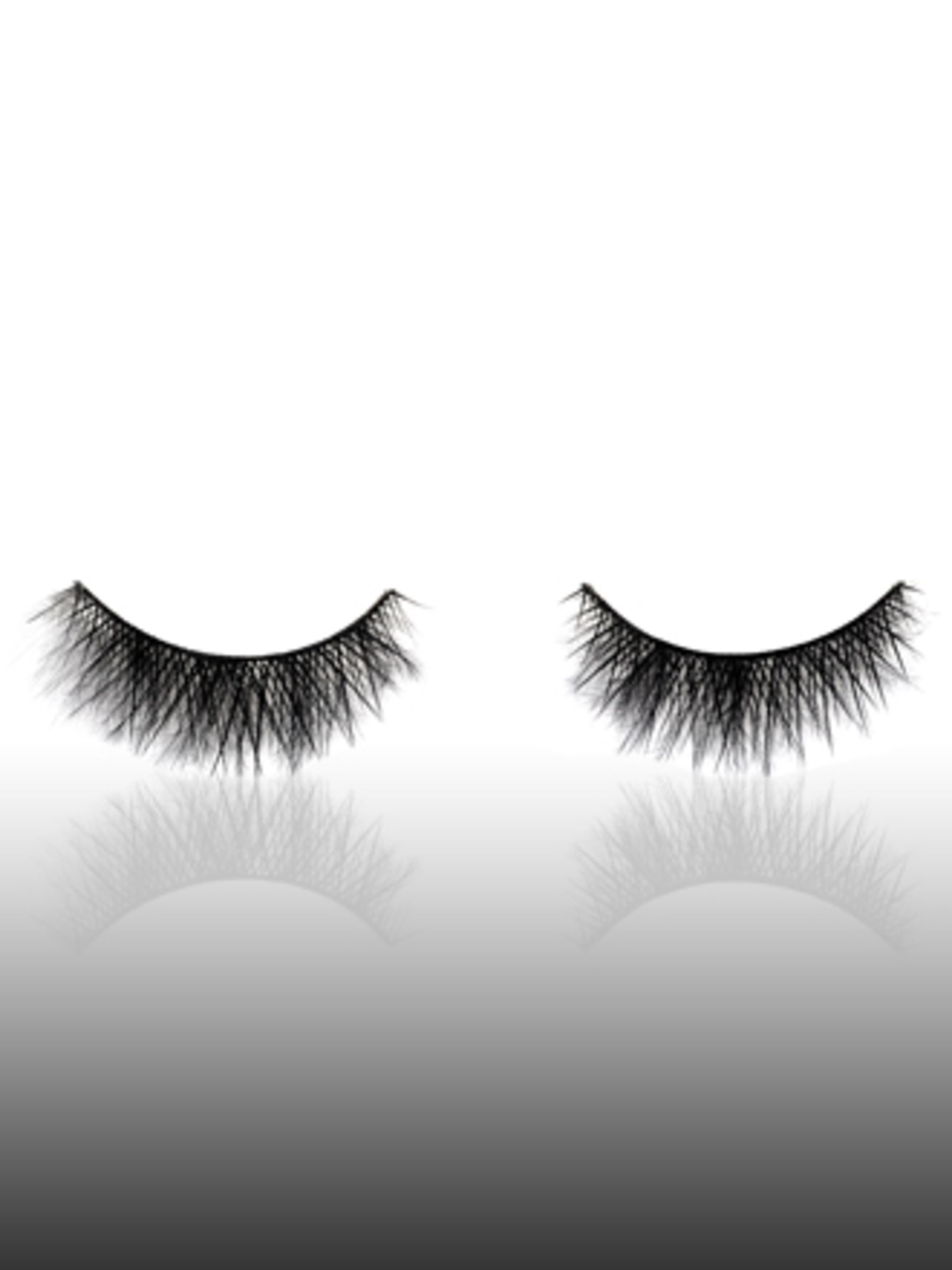 "<p>Black Feather False Eyelashes, £16 by <a href=""http://www.shuuemura.com/"">Shu Uemura</a> </p>"