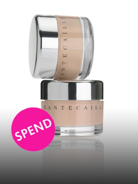 """<p>Future Skin, £49, by Chantecaille at <a href=""""http://www.spacenk.co.uk/ProductDetails.aspx?pid=0037%2F2672&amp;cid=PCOLOURCFACEFOUND&amp;language=en-GB"""">Space.NK</a> </p><p>Future Skin is a miracle in a pot and the flawless base it creates means it's w"""