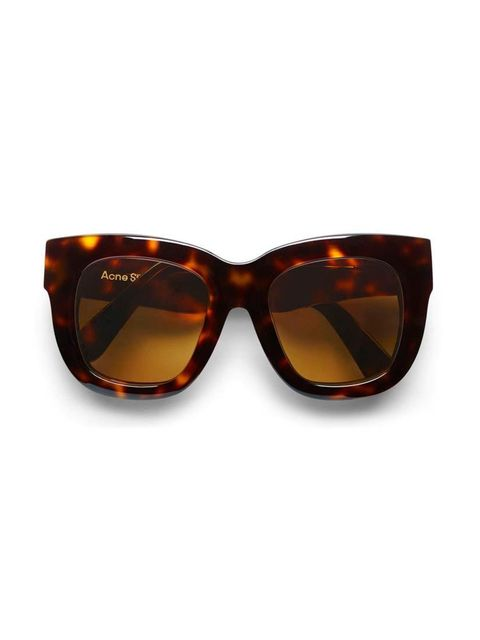 "<p>An investment pair of sunnies will give your Spring wardrobe an edge. Try Acne's super-cool debut shades.</p>  <p><a href=""http://www.acnestudios.com/library-tortoise-light-brown.html#product-image-zoom-0"" target=""_blank"">Acne</a> sunglasses, £240</p>"