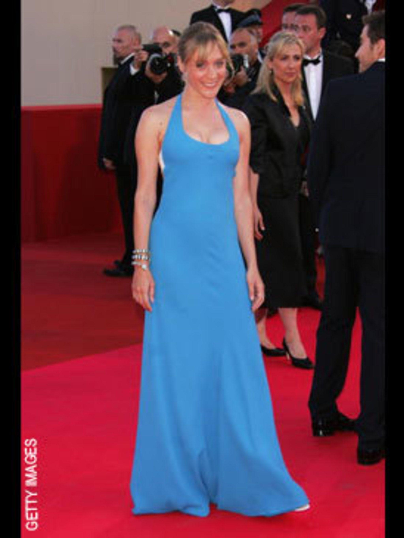 <p>Chloe Sevigny in Balenciaga</p>