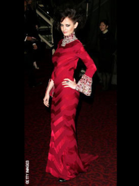 <p>Eva Green in Dior</p>