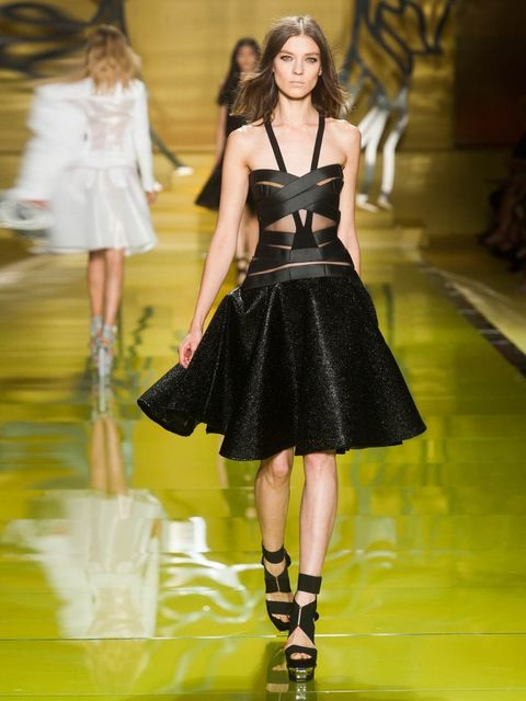 <p>Versace SS14</p>