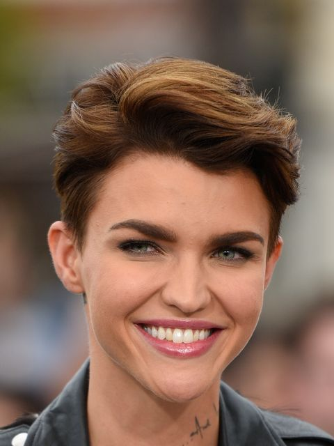 <p>Ruby Rose</p>  <p>&quot;Tough, cool, totally badass.&quot;</p>  <p>Lena de Casparis - Culture Director&nbsp;</p>  <p>&nbsp;</p>