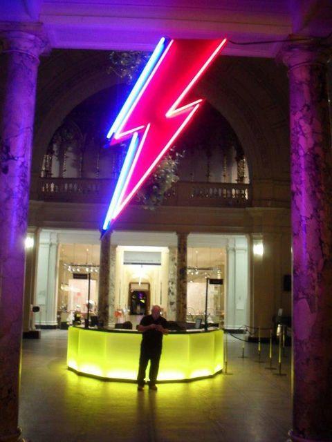 <p>Lightning bolt designed by Chris Bracey</p>
