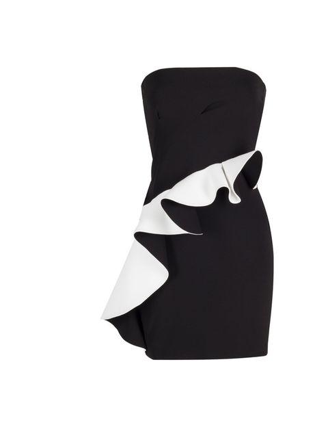 """<p>Zara frilled cocktail dress, £69.99 </p><p><a href=""""http://www.zara.com/webapp/wcs/stores/servlet/product/uk/en/zara-neu-W2012/269185/1050453/COMBINATION%20FRILLED%20DRESS"""">BUY NOW</a></p>"""