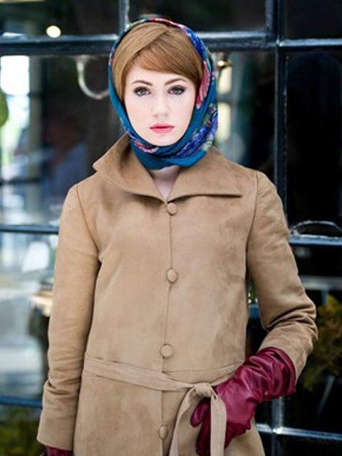 <p>Karen Gillan as Jean Shrimpton in We'll Take Manhattan.</p>