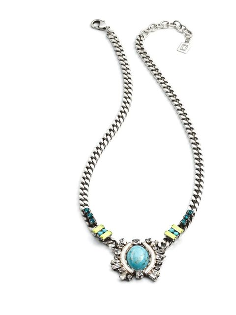 "<p>Dannijo 'Declan' Necklace, £285 at www.oxygenboutique.com</p><p><a href=""http://www.oxygenboutique.com/p-1256-declan-necklace.aspx"">BUY NOW</a> </p>"