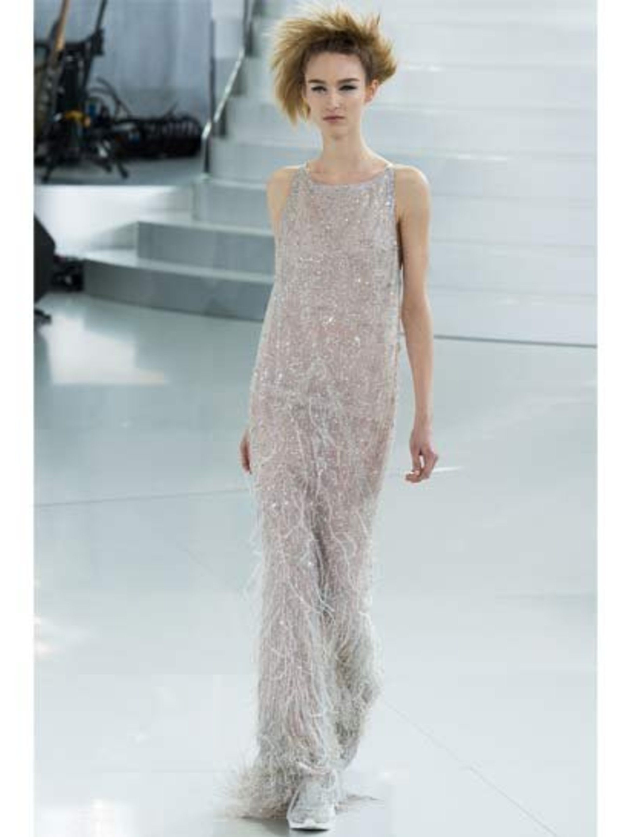 Magnificent Chanel Wedding Gowns Collection - Wedding Dress - googeb.com