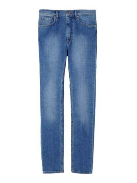 """<p>Fashion Features Writer Emma Sells practically collects denim - so she always has an eye out for a great pair of jeans. </p><p><a href=""""http://www.cosstores.com/gb/Shop/Women/Denim/Slim-fit_jeans/359710-10091811.1"""">COS</a> jeans, £59</p>"""
