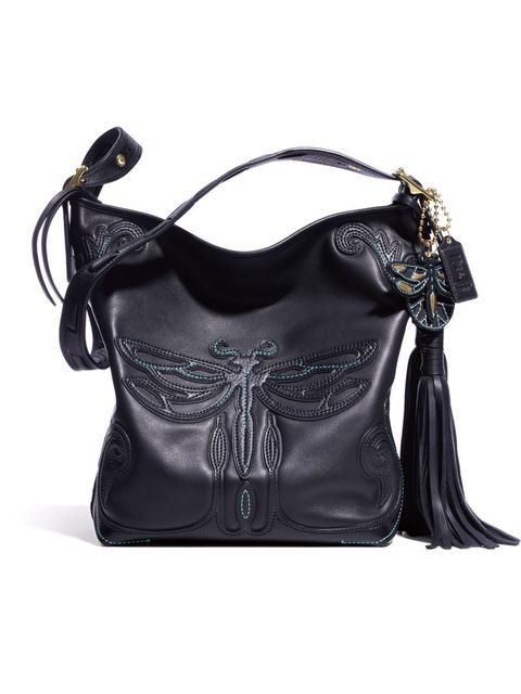 <p>Anna Sui legacy bag for Coach</p>