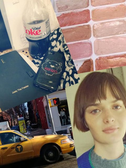<p>Ever wondered what exactly goes on behind the scenes at fashion week? Take a sneak peek with our backstage Instagram gallery.</p><p>Our beauty reporter gets snap happy any chance she gets, capturing pictures of everything from models