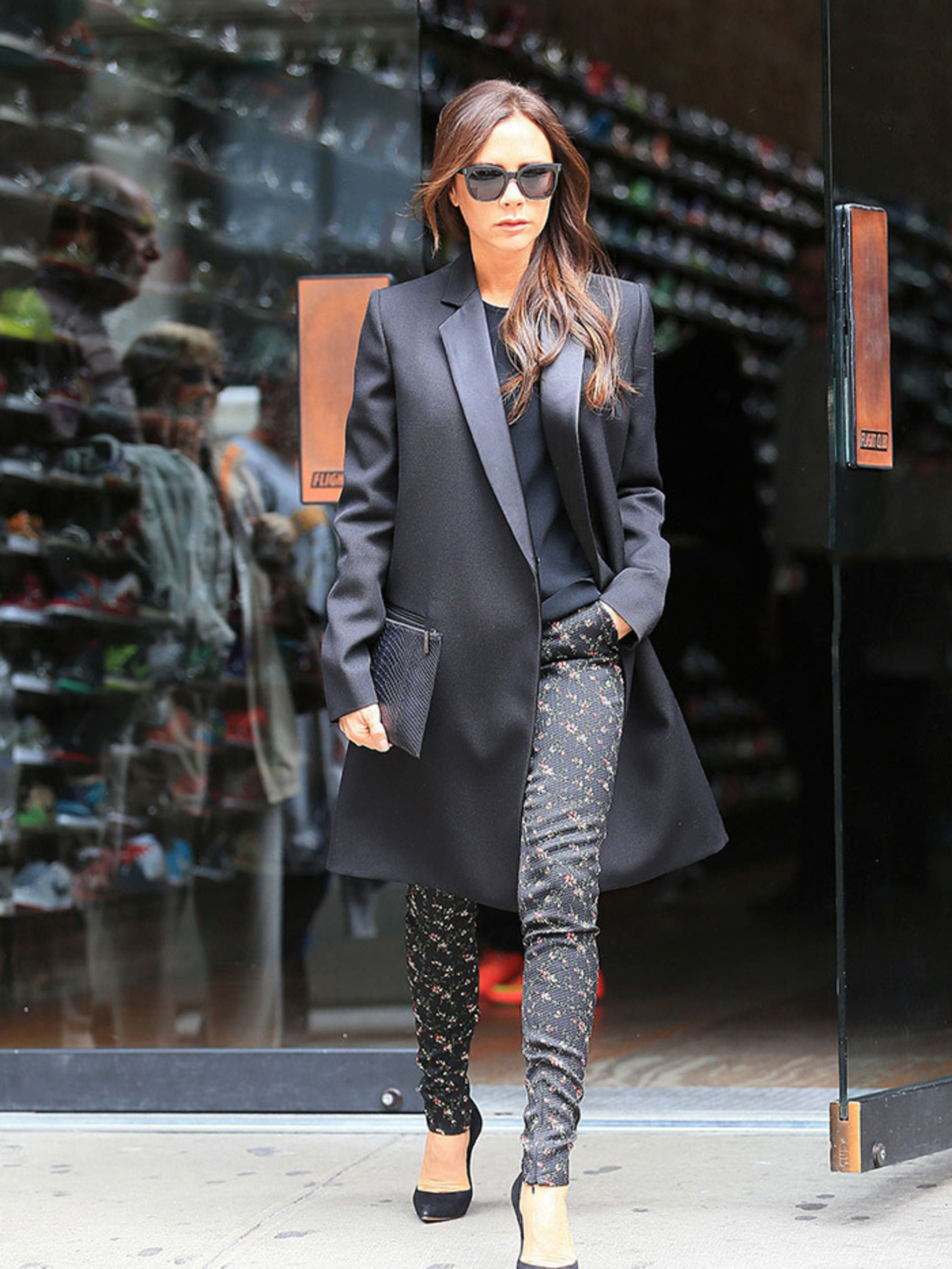 Victoria Beckham\u0027s Best Red Carpet And Fashion Moments Of