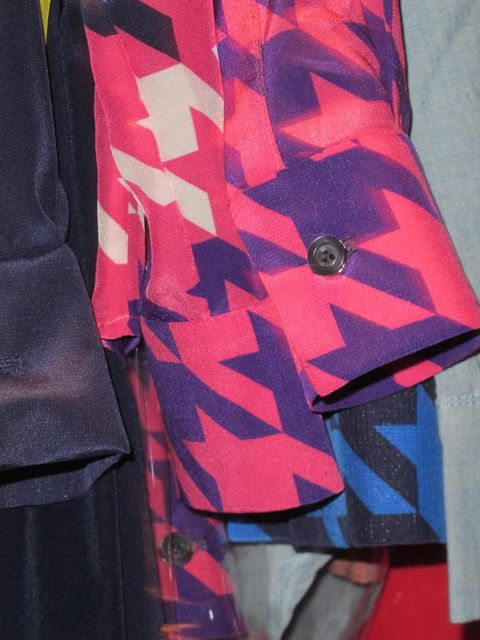 <p>A detail from the A/W '12 collection</p>