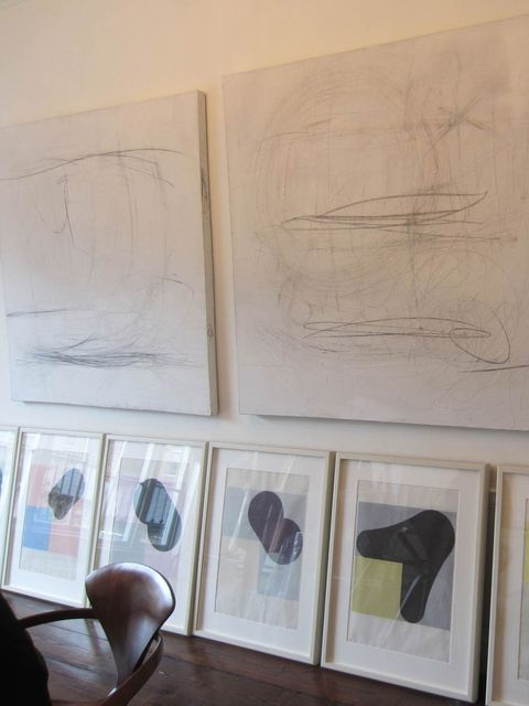 <p>Colour inspiration boards from the John Rocha A/W '12 collection</p>